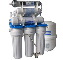 Купить систему обратного осмоса AquaFilter в Киеве. Цена