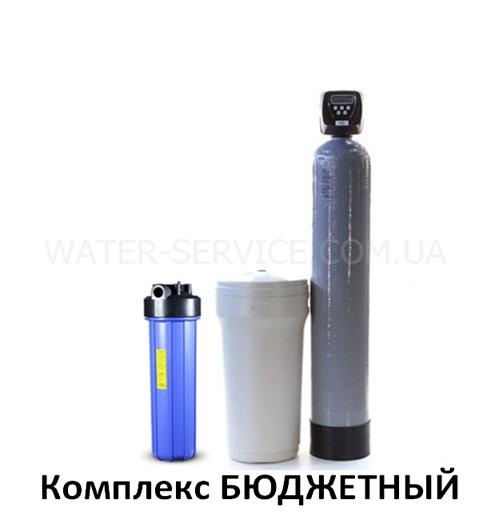 Купить Фильтры для очистки воды из скважины для частного загородного дома и коттеджа