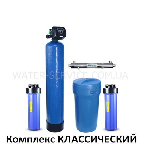 Фильтры для очистки воды из скважины купить в Киеве и области