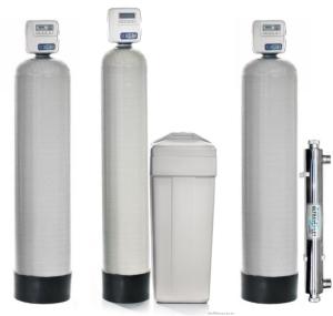 Купить фильтры комплексной очистки для домов и коттеджей со склада в Киеве