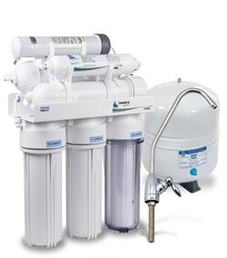 Системы очистки воды для организаций и коллективов