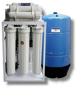 Фильтры воды для коллектива