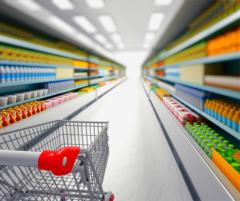 Система очистки воды для большого магазина супермаркета. Выгодная цена