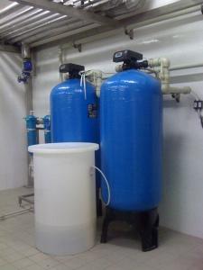 комплексная очистка воды