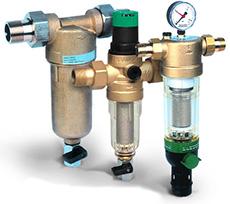 Фильтры механической очистки воды купить в Киеве