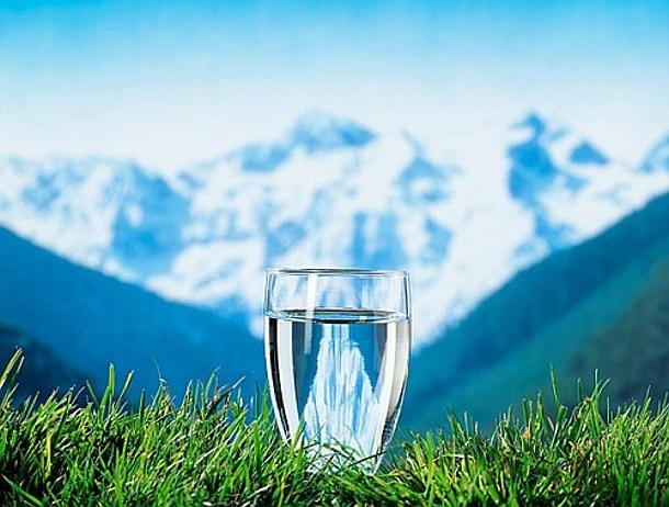 Биоактивная структурированная природная вода