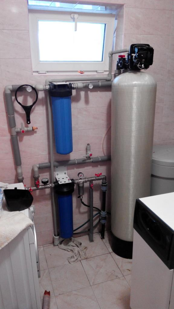 Фільтри води зі свердловини