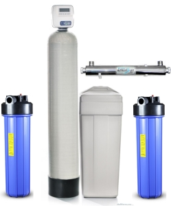 Фильтры очистки воды из скважины для загородного дома или коттеджа