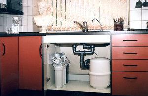 Купить питьевой фильтр систему обратного осмоса