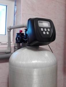 Очистка воды удаление солей жесткости и железа