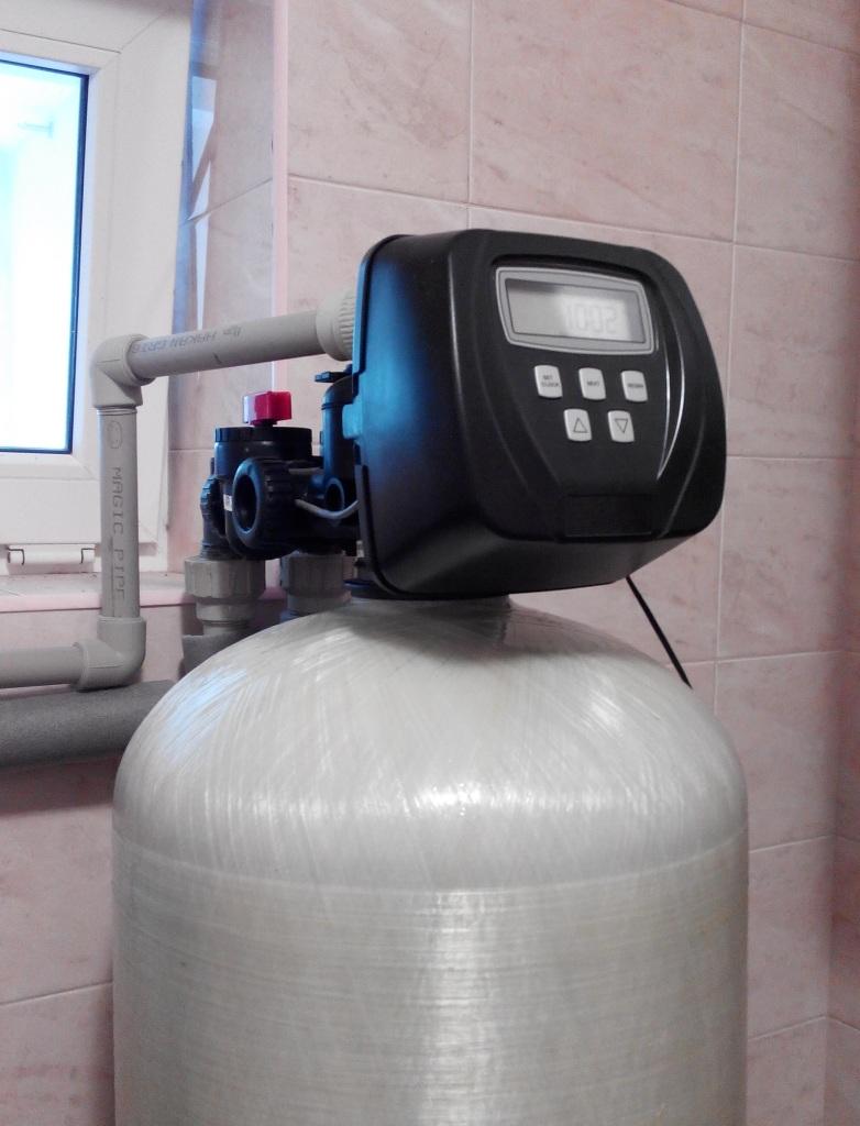 Очищення води видалення солей жорсткості і заліза