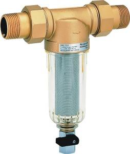 Очистка воды из скважины от железа и механических примесей
