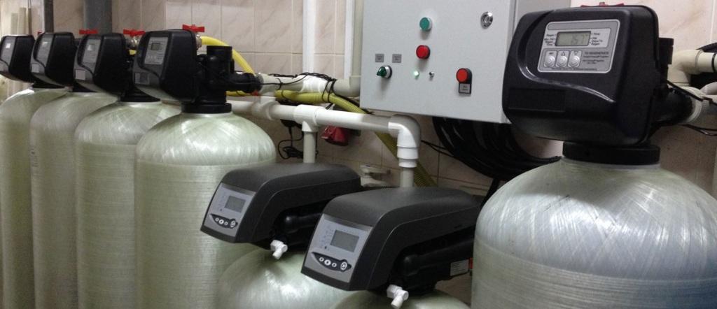 Комплексная очистка воды в Киеве купить