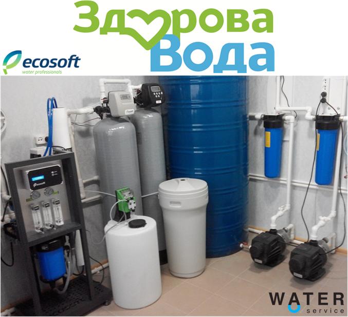 Бизнес на воде в Украине. Производство питьевого продукта под ключ. Франшиза