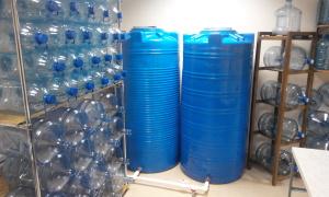 розлив питьевой воды франчайзинг