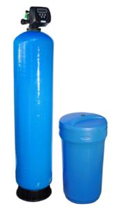 Система очистки воды от жесткости и железа