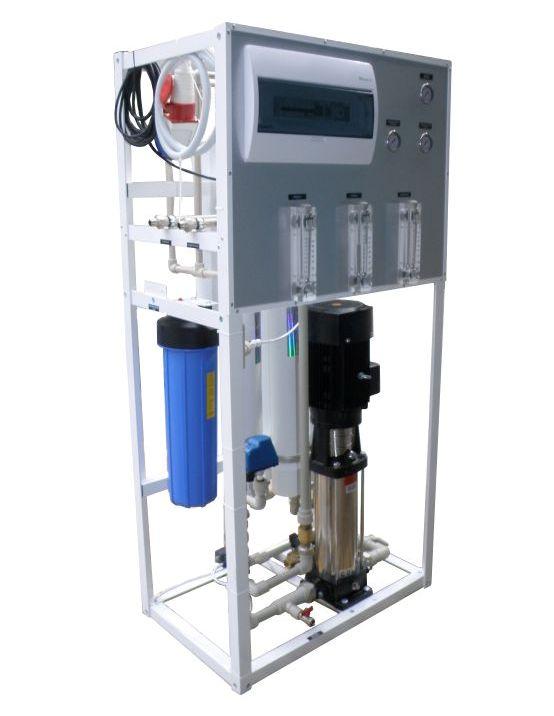 Купить промышленную систему обратного осмоса Aqualine ROHD 40402 в Киеве