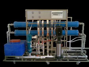 промышленная установка обратного осмоса