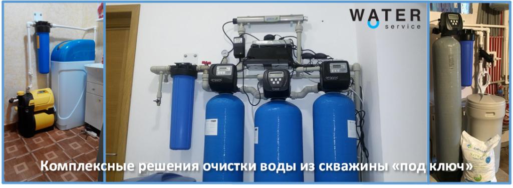 Акции на фильтры для воды в Киеве