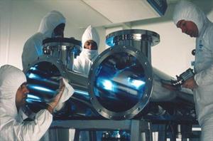 Купить промышленные УФ установки обеззараживания воды в Киеве