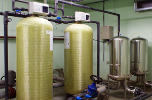 Купить промышленный фильтр механической очистки воды в Киеве