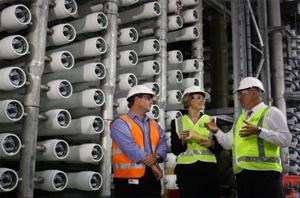 Купить промышленную систему обратного осмоса высокой производительности в Киеве
