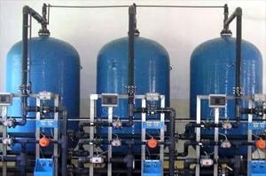 Купить в Киеве промышленные угольные фильтры для очистки воды высокой производительности