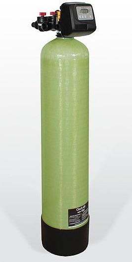 угольный фильтр для очистки воды от сероводорода Clack 1465 цена купить
