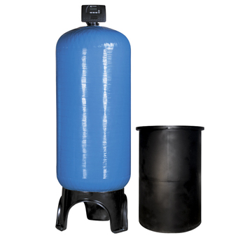 Промисловий фільтр комплексного очищення води