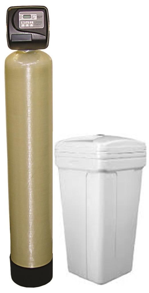 Фильтр комплексной очистки воды Clack 1665 купить в Киеве