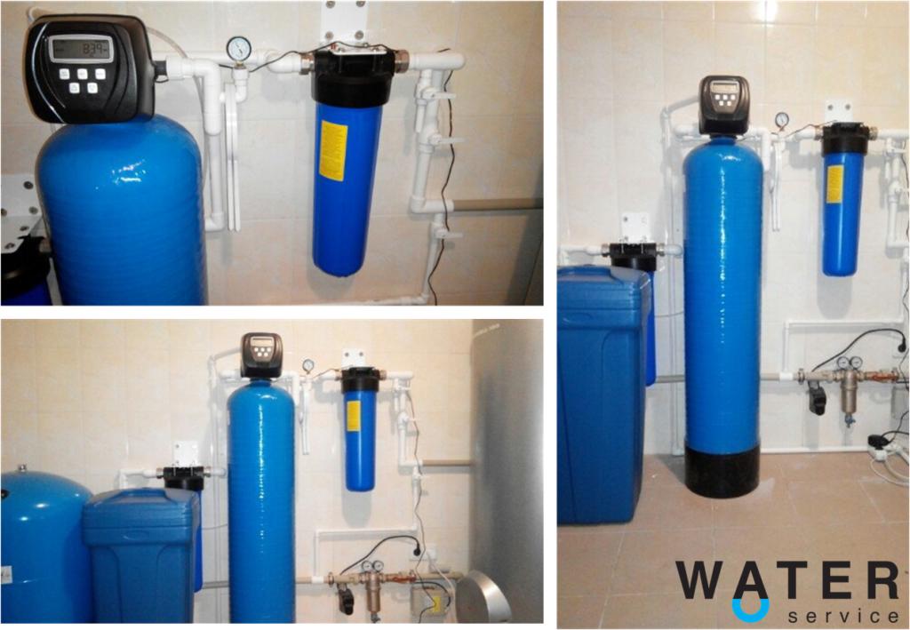 Очищення води зі свердловини в Білогородці. Система Organic під ключ