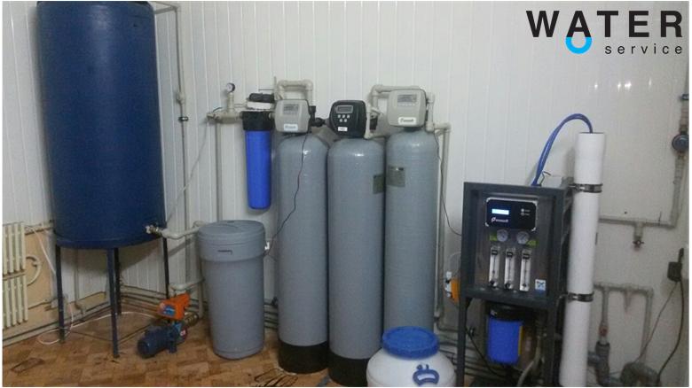 Цех производства питьевой воды ЗДОРОВА ВОДА. Выгодная цена в Украине