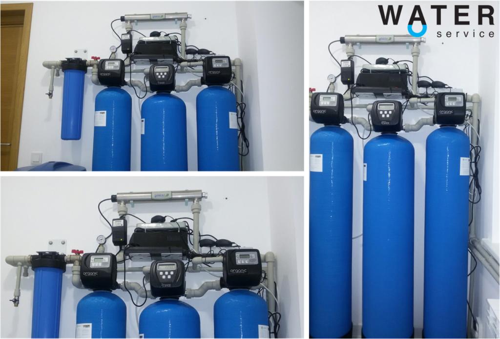 Комплексна система очищення води зі свердловини. Вигідна ціна під ключ
