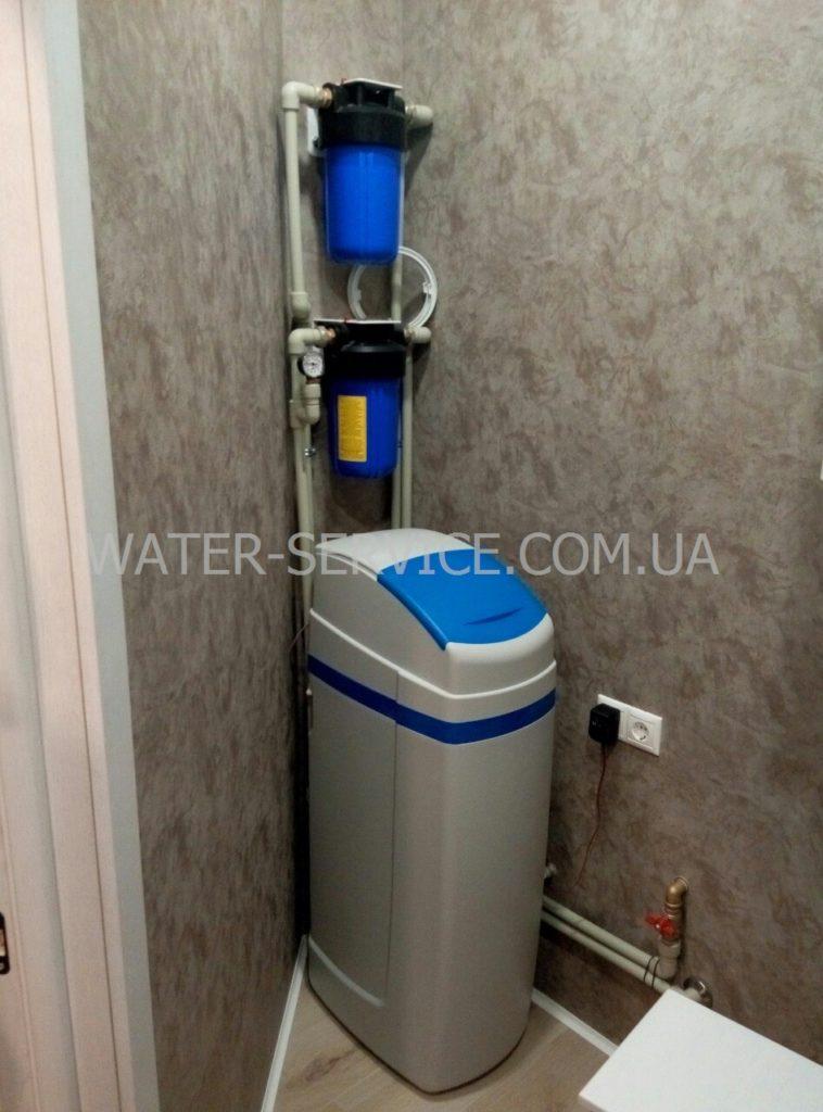 Система очистки воды в квартире. Фото. Портфолио