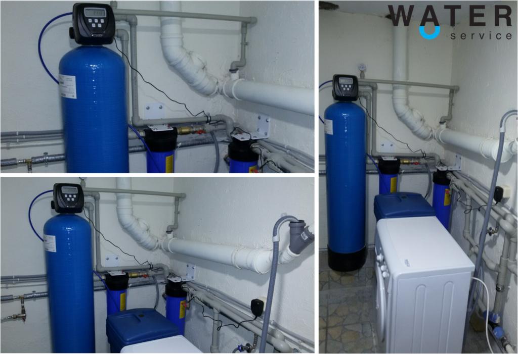 Очищення води зі свердловини 5 в 1 під ключ в Київській області