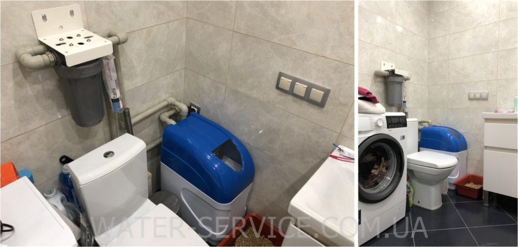 Фильтр умягчитель воды для маленькой квартиры