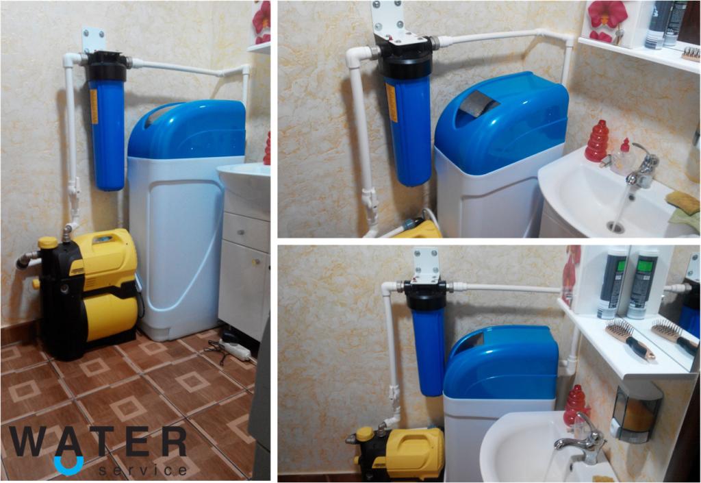 Комплексна система очищення води на дачі Organic K-1035 ECO. Робота під ключ