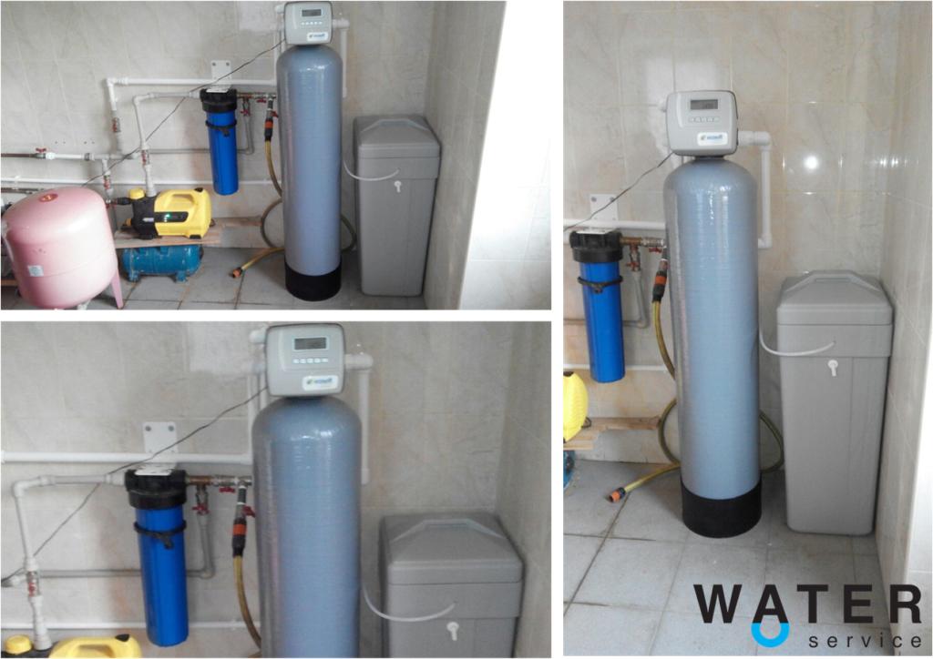 Очищення води зі свердловини в Конча-Заспа під ключ. Вигідна ціна в Києві