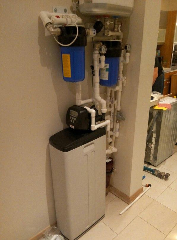 Фильтры очистки воды для квартиры. Готовые решения.