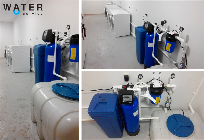 Очистка воды для прачеченой. Выгодная цена