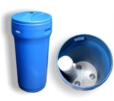 Купить Солевой бак для фильтра воды для умягчителей и комплексных систем очистки