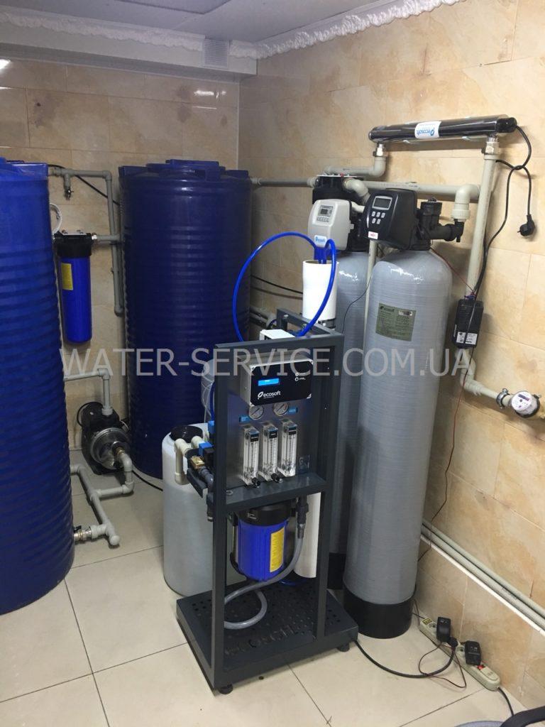 Готовый бизнес на воде под франшизой ЗДОРОВА ВОДА от Экософт