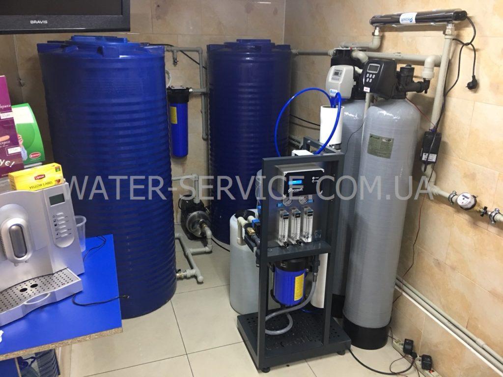 Точка продажи питьевой воды