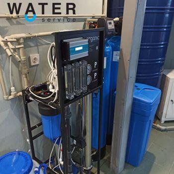 Бизнес на воде в Очакове