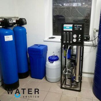 Бизнес на воде в Кропивницком