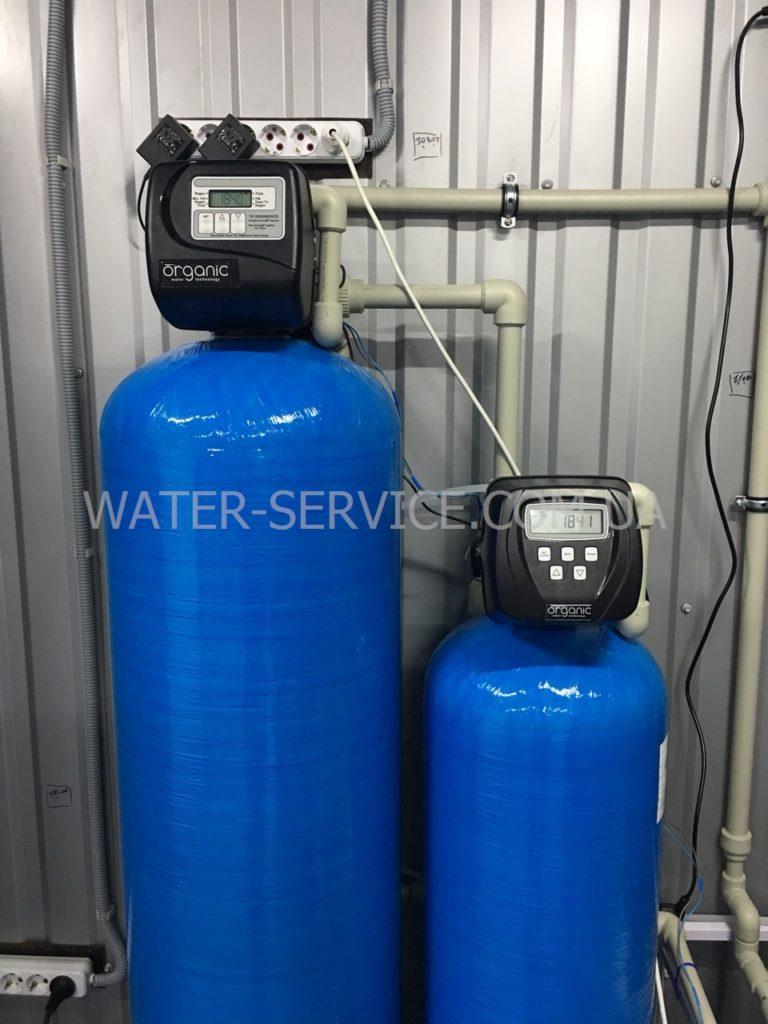 Очистка воды для продажи. Мини завод Organic с документами под ключ
