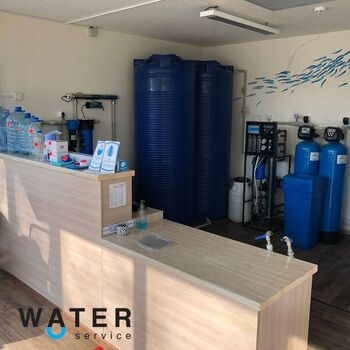 Бизнес на воде Бровары