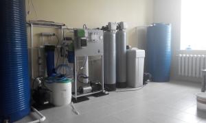 Производство питьевой воды для продажи в розлив