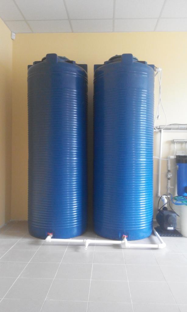 Производство питьевой воды на продажу