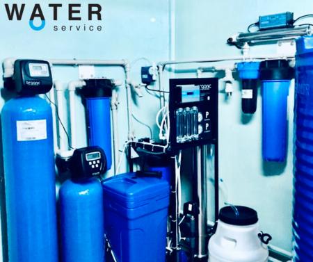 Бизнес на воде Южноукраинск. Франшиза. Обородование для очистки воды